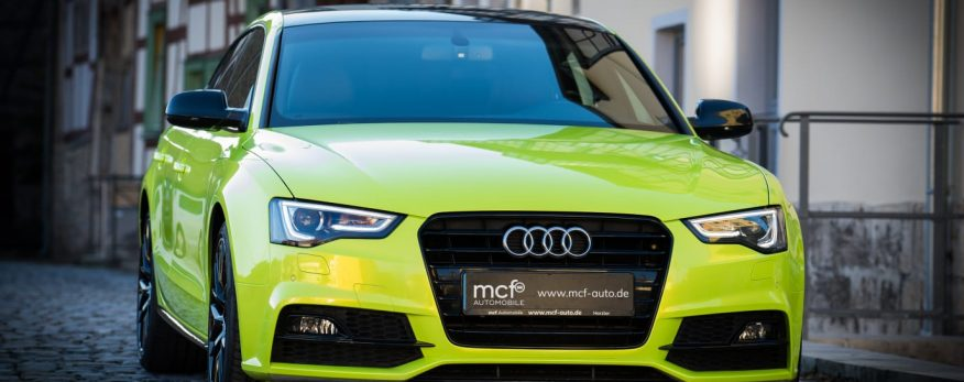 Lime green by PWF
